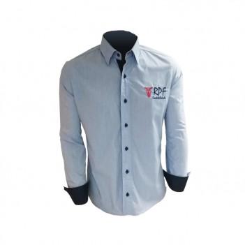 Camisa Social Slim Fit M65 1260ecd036c